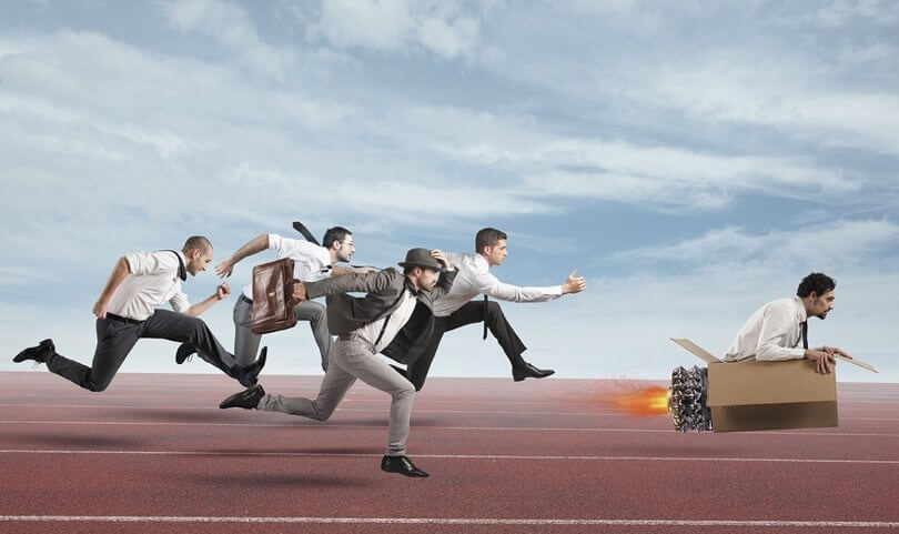 You Are Falling Behind Your Competitors - CUBICALSEO