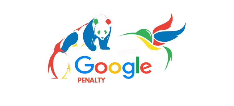 Google Panelty